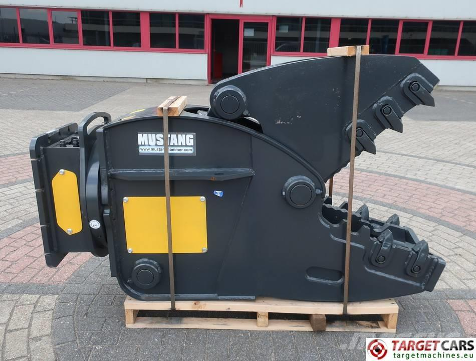 Mustang RH20 Hydr Rotation Pulverizer Shear 15~22T NEW
