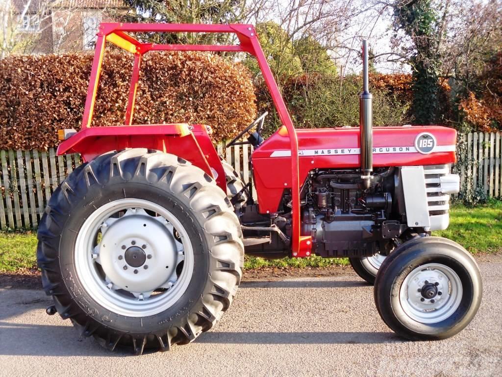 Massey Ferguson 185, Tractors ...