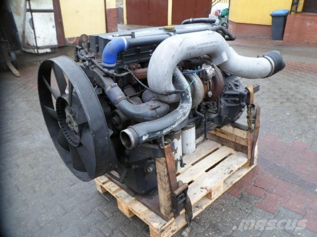 Iveco Stralis Cursor10 engine