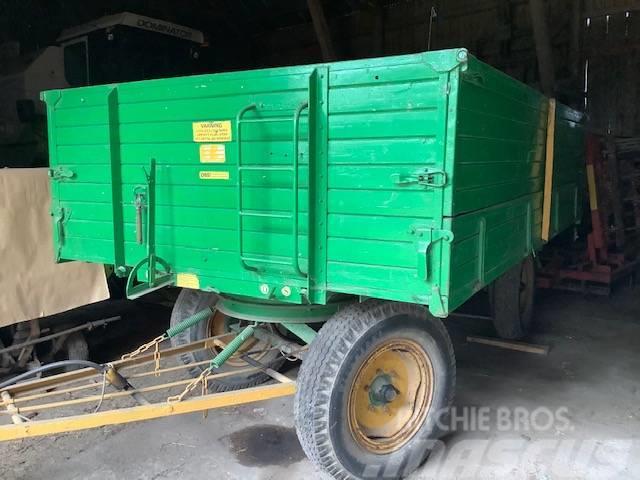 [Other] SLMA 712 4-hjulsvagn