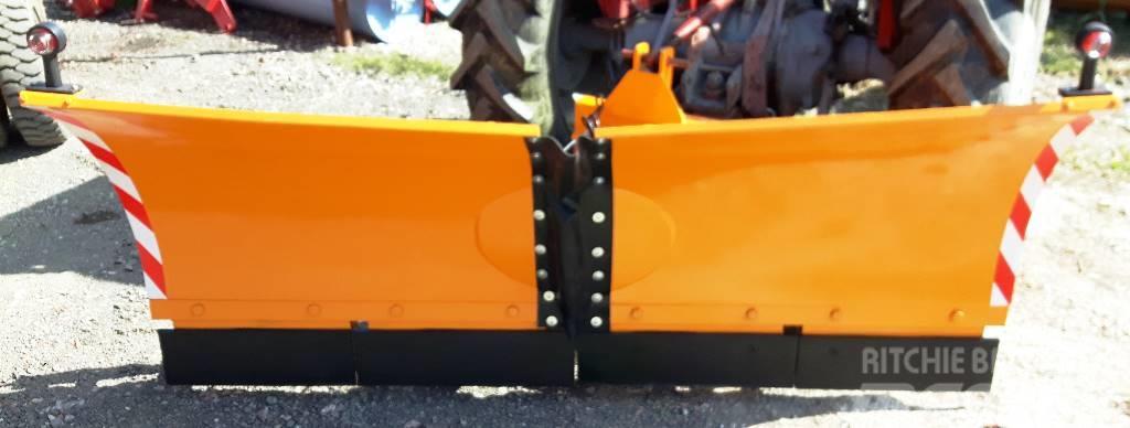 Megas Ralica L2000 (V,U) snow plow