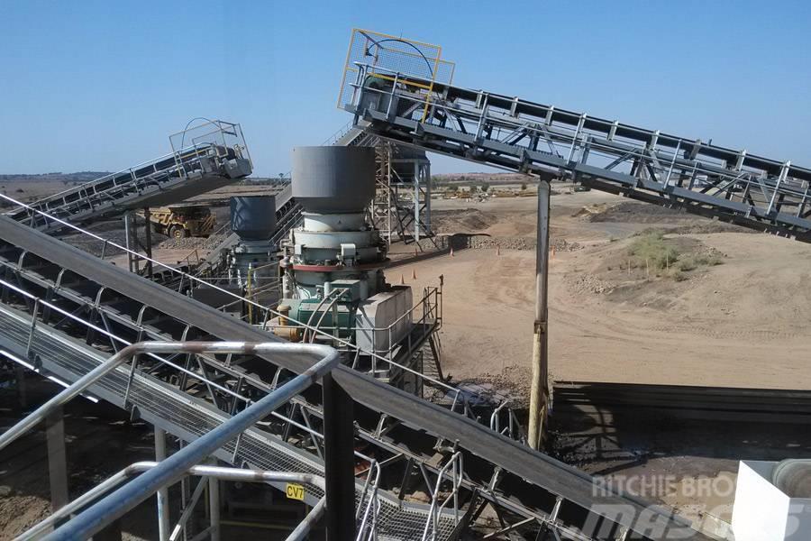 Liming 100-150Т/Ч линия для производства песка и щебня