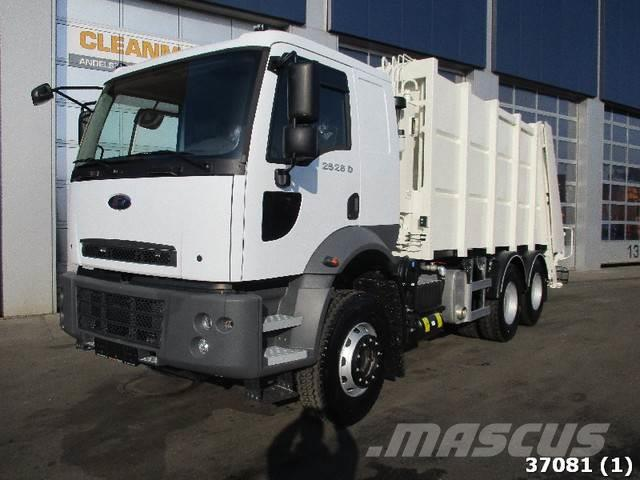 Ford Cargo 2526 D 6x2 Euro 3 Manual Steel NEW AND UNUSE