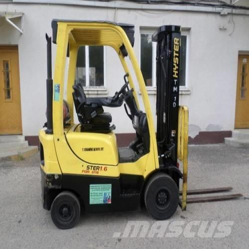 Hyster 3.0FT