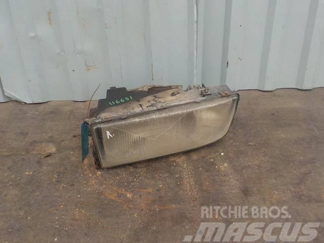 Mercedes-Benz Atego MPI Headlamp left 9738200561