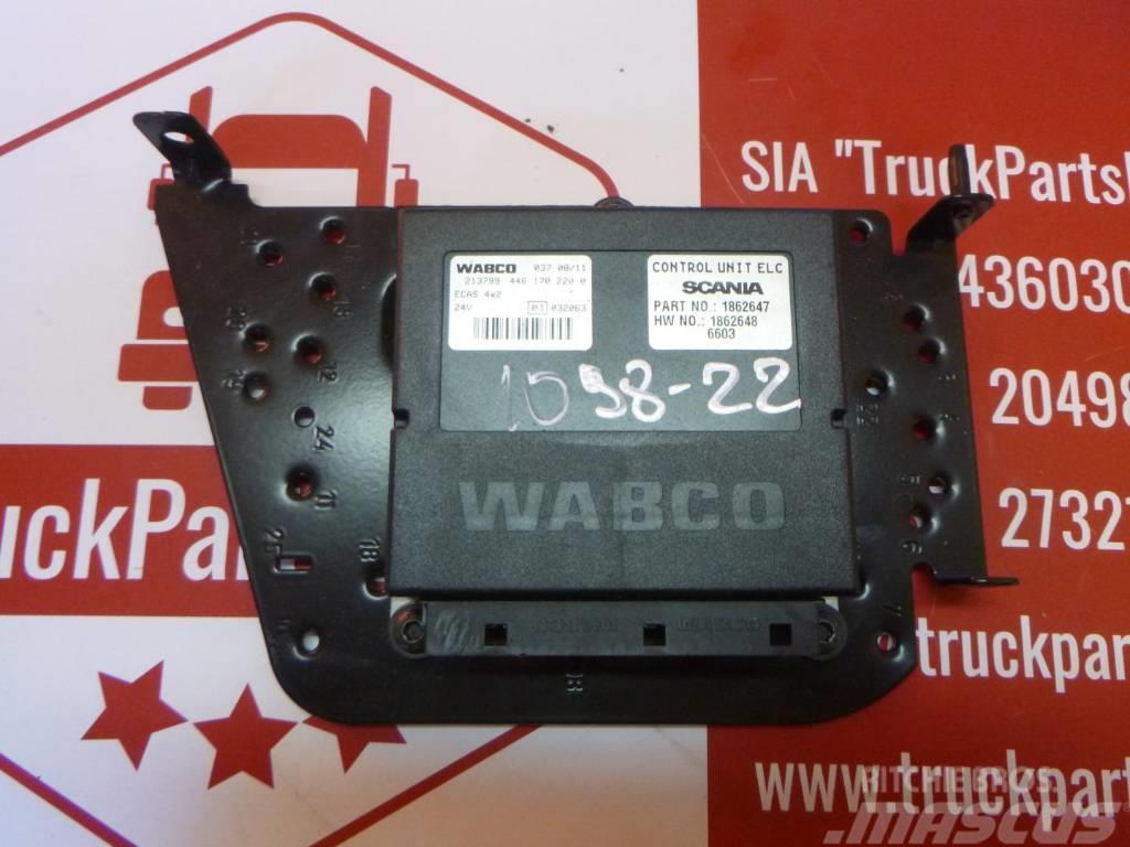 Scania R440 Control unit ELC WABCO