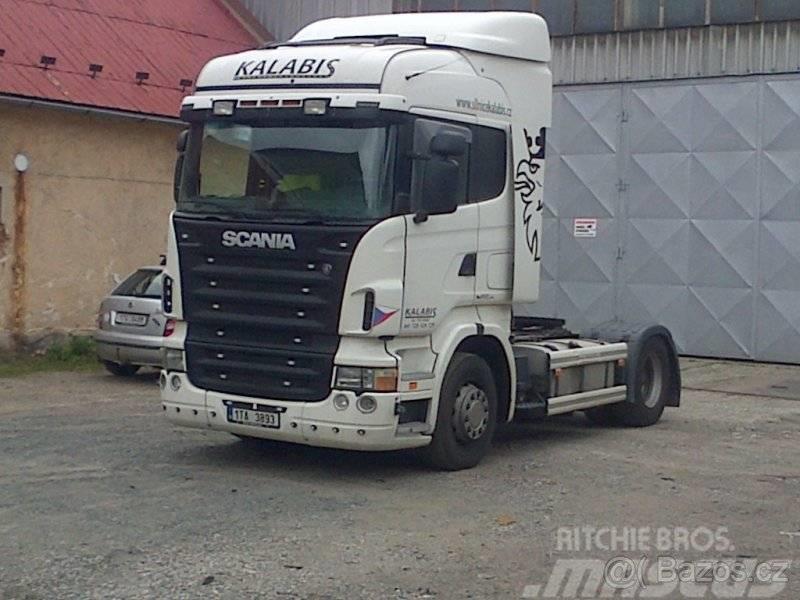 Scania R 420 LA