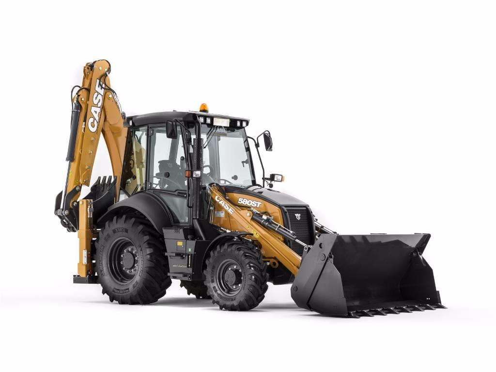 Used Case 580ST backhoe loaders Year: 2017 Price: $70,395 ...