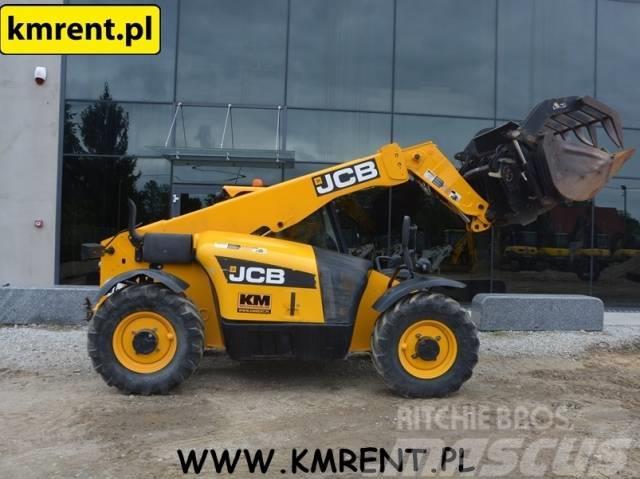 JCB 527-58 531-70 536-70 CAT TH 336 406 MANITOU 625