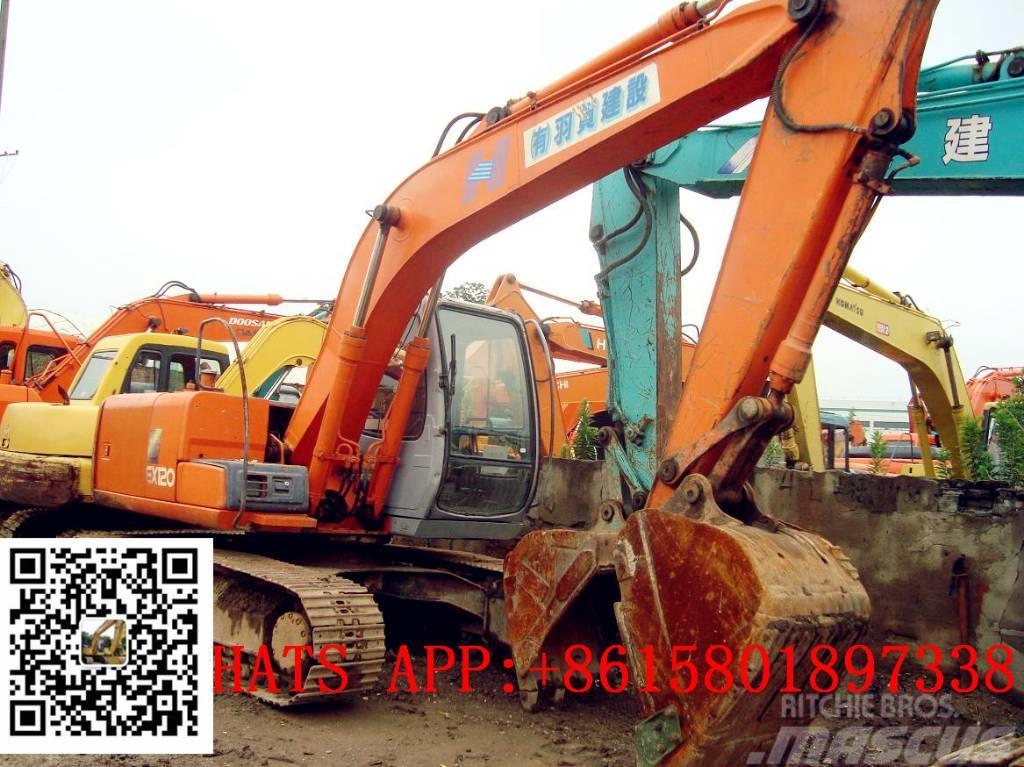 Hitachi EX 120-5