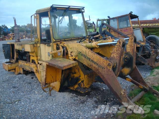 Zettelmeyer ZL2002 for dismantling only