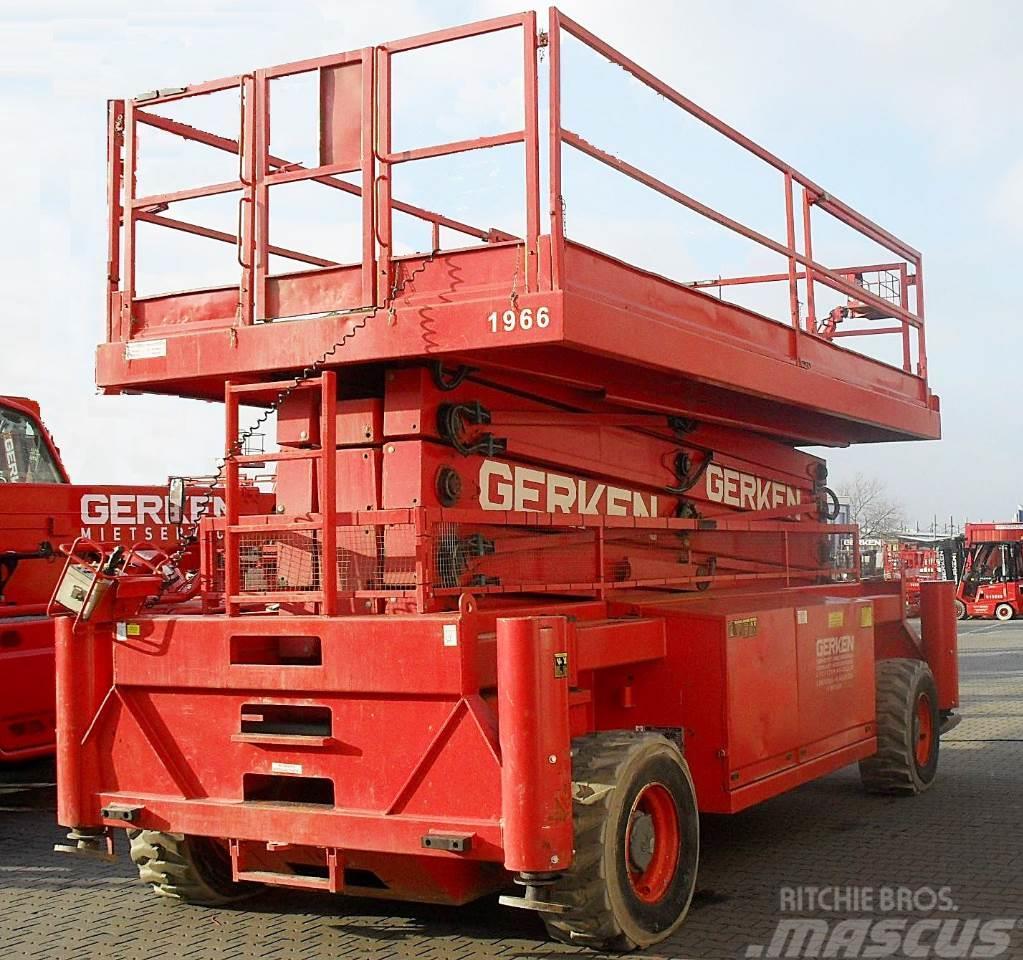 Holland Lift M 250 DL 27
