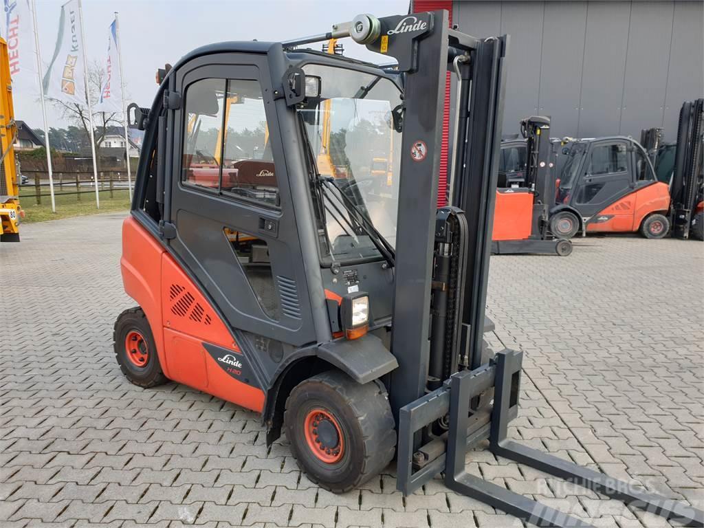 Linde H20T-02/ 600