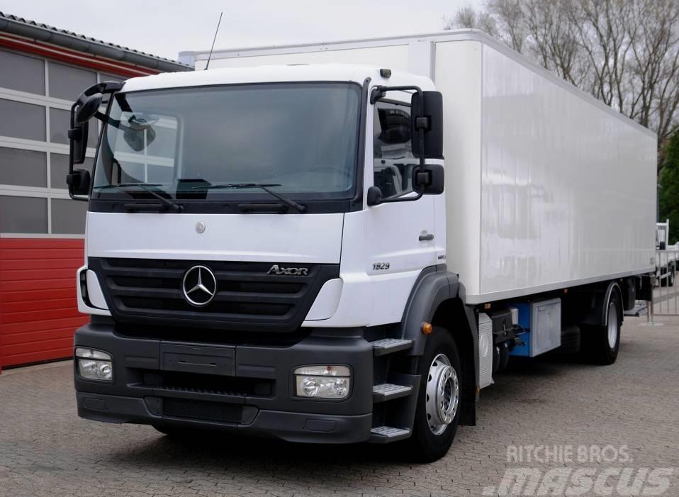 Mercedes-Benz Axor 1829 Tiefkühlkoffer 8,70m LBW 2000kg TÜV