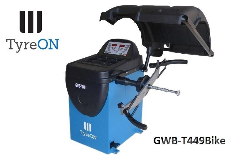 TyreOn GWB-T449 | 10 - 24 Inch | Wheel balancer