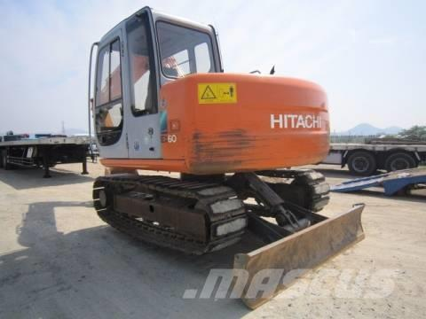 Hitachi Used EX 60-5 excavator
