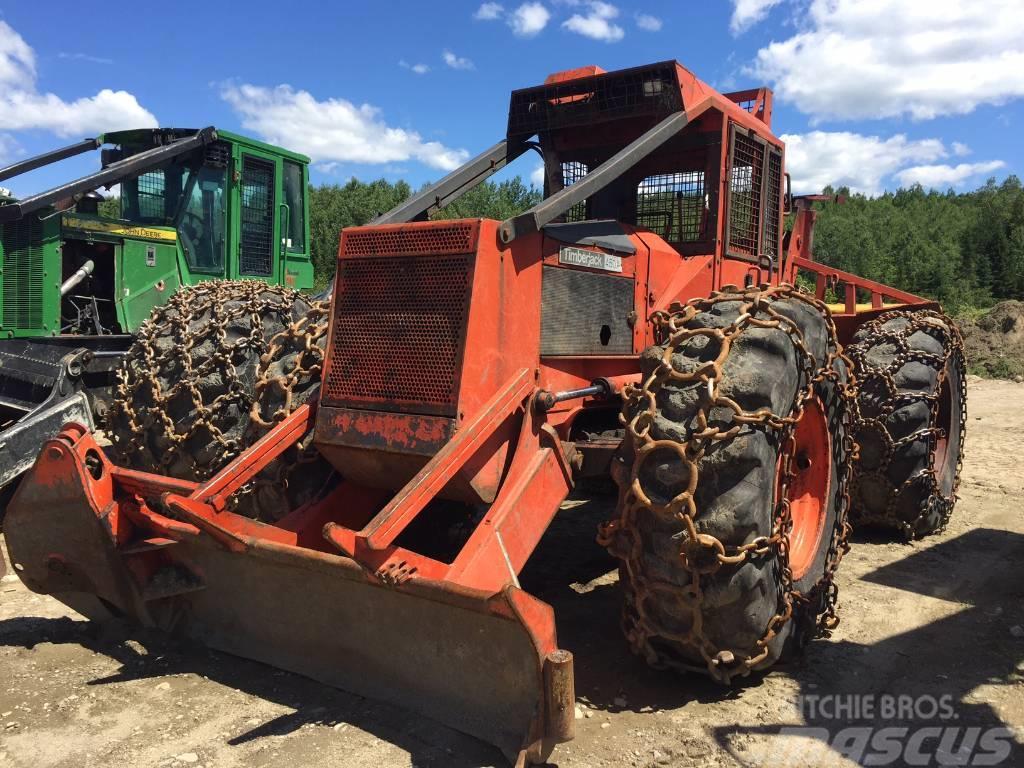 Timberjack 450 A