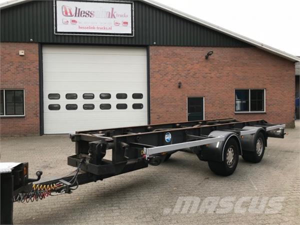 GS Meppel AINC-1800 N Containeraanhanger