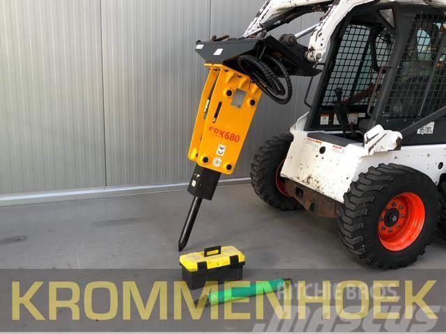 [Other] AXB SRK 680   Skidsteer Hammer