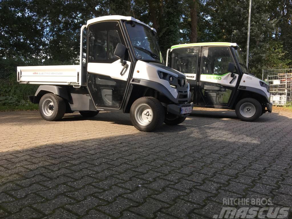 [Other] Alkè Elektrische Bedrijfswagen ATX 330/340ED