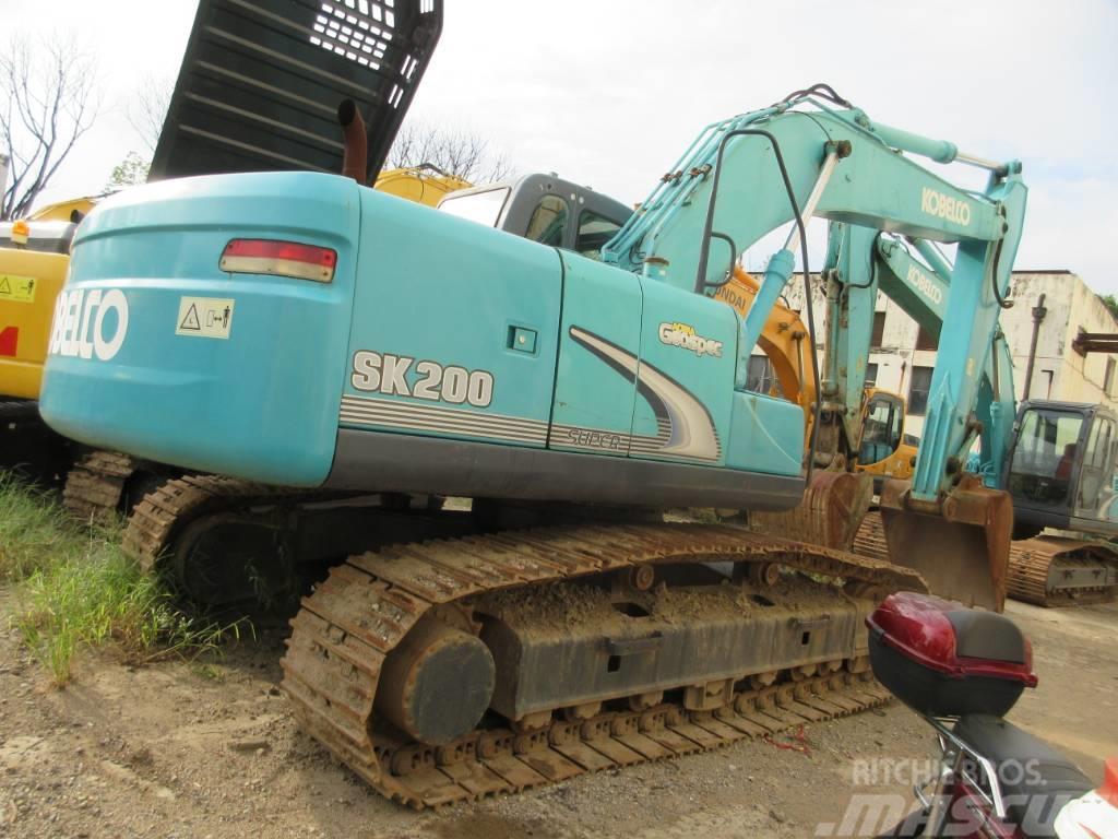 Kobelco SK200-8