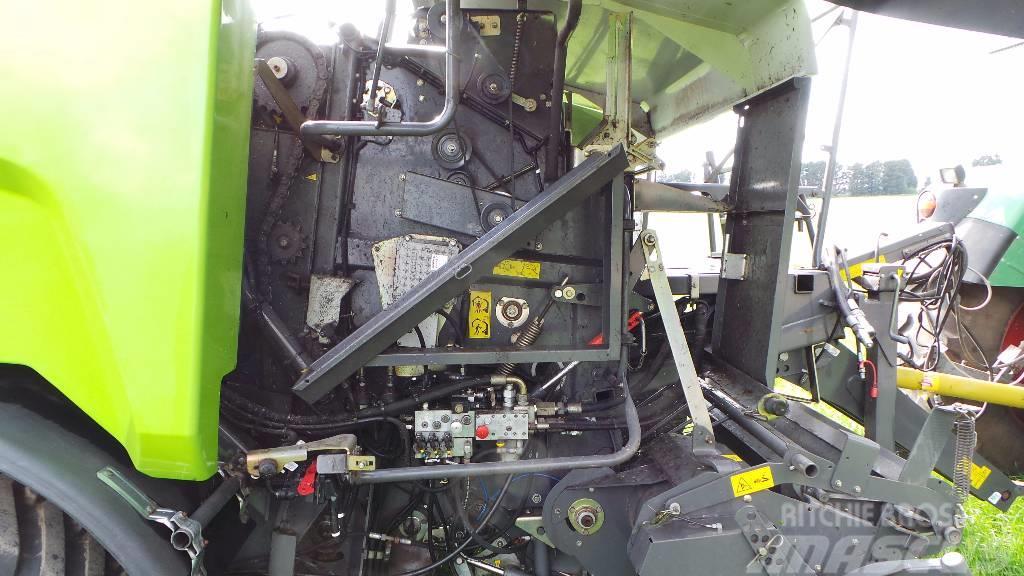 Claas Rollant 455 Uniwrap, 2010, Round balers