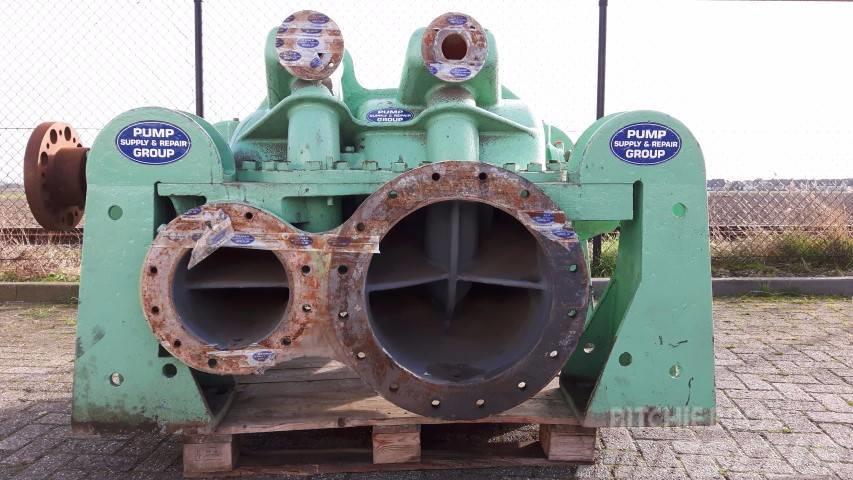 Drysdale (Weir group) 300mm & 500mm intakes Axiall, 1989, Vattenpumpar