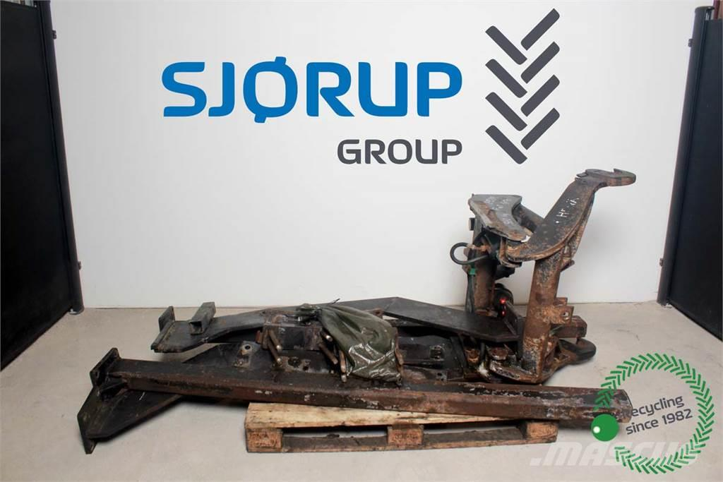 Fiat G170 Front linkage