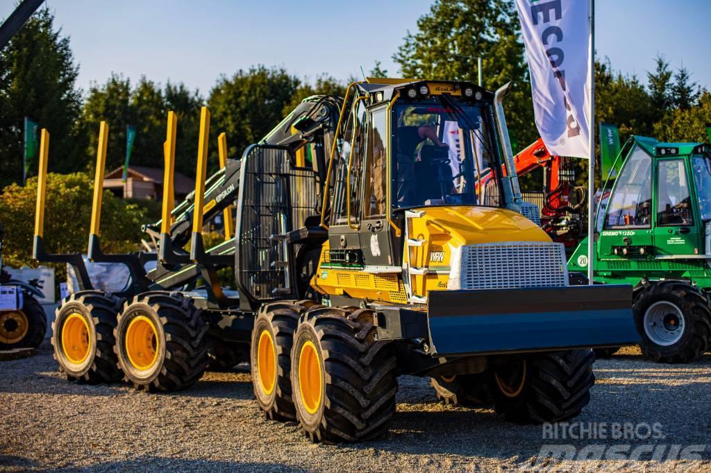Eco Log 1250F - Neumaschine