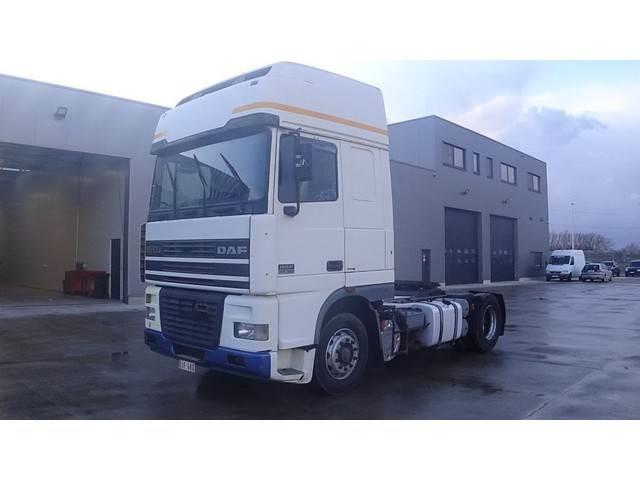 DAF 95 XF 380 Super Space Cab (BELGIAN TRUCK IN PERFEC
