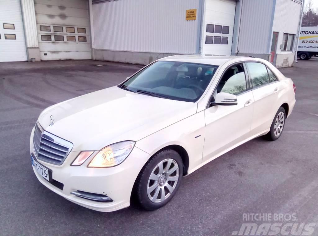 Mercedes-Benz E200 NGT