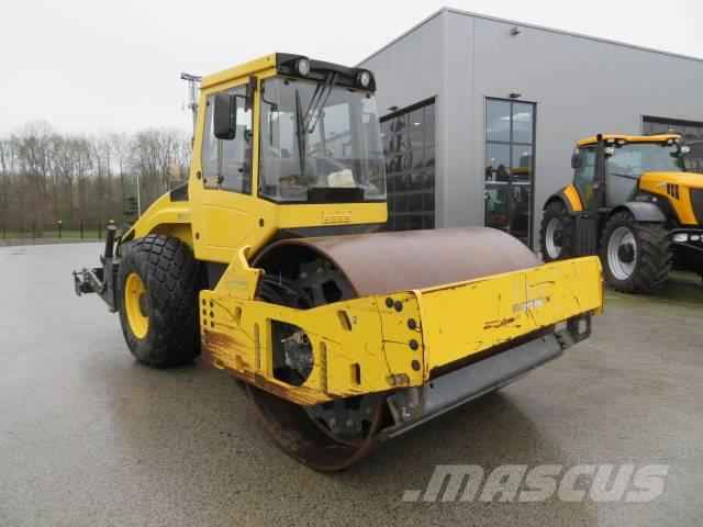 Bomag BW213DH-4 Vario Control