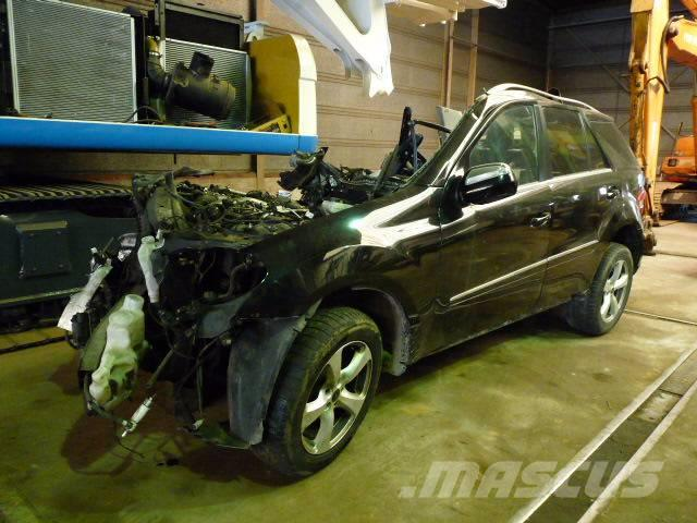 Mercedes-Benz ML280CDI Schade