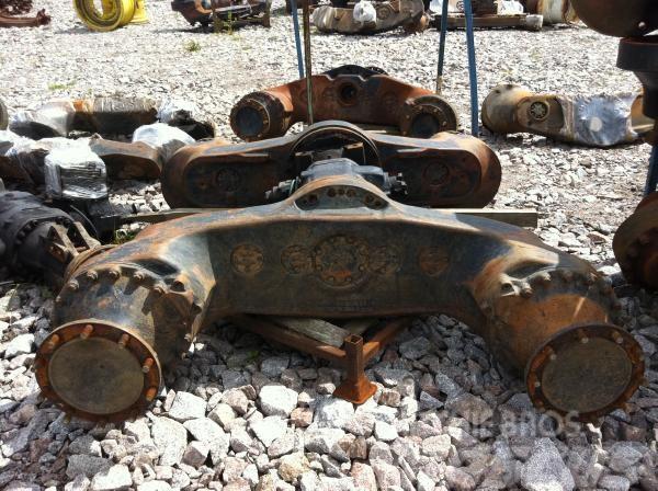 Timberjack 1110 bogie axle LOK 97