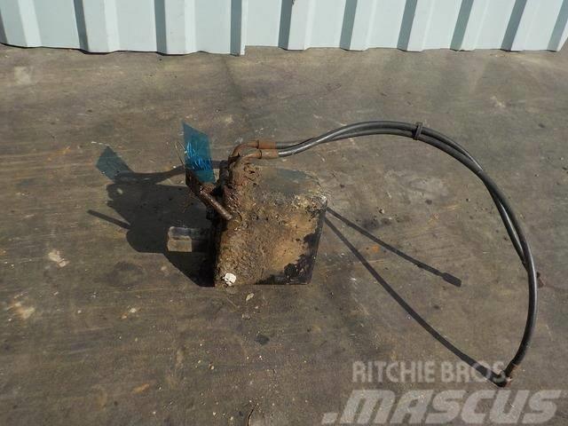 MAN TGA Cabin tilting pump 85417236044 85417236011