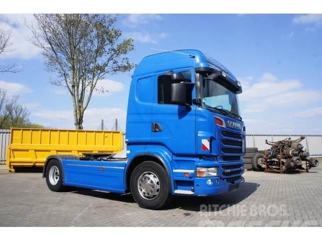 Scania R560 / HIGHLINE / RETARDER / EURO-5 / LOW KILOMETE