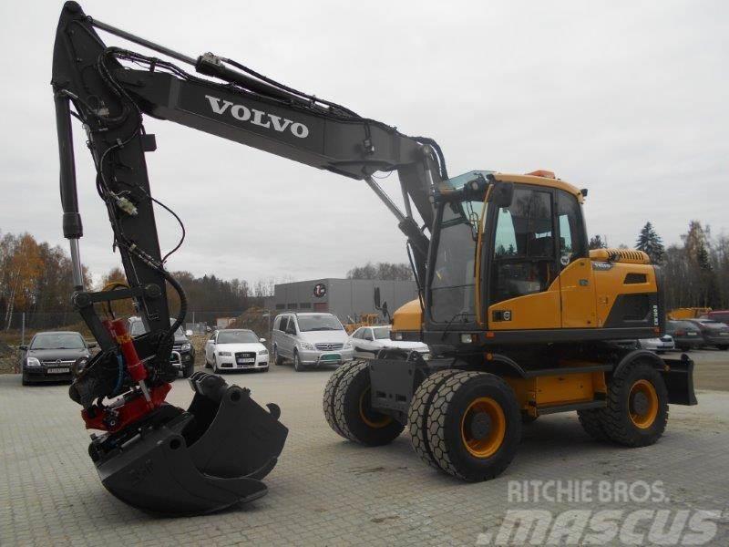 Volvo EW160D