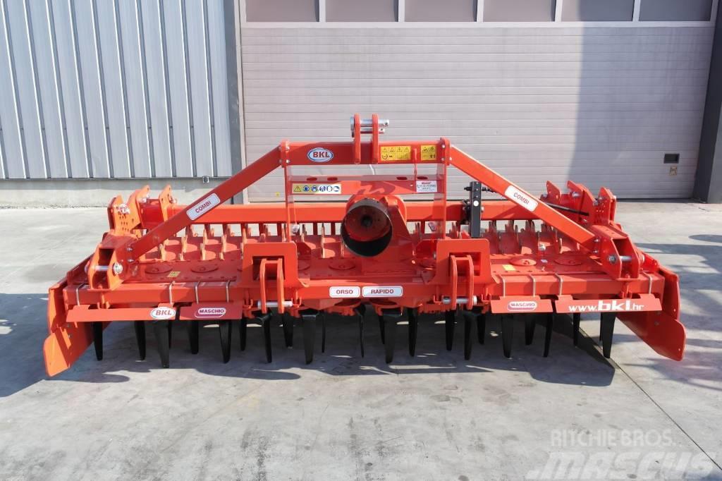 Maschio Orso 3000  Mulchsaatfähige-Kreiselegge 11800€