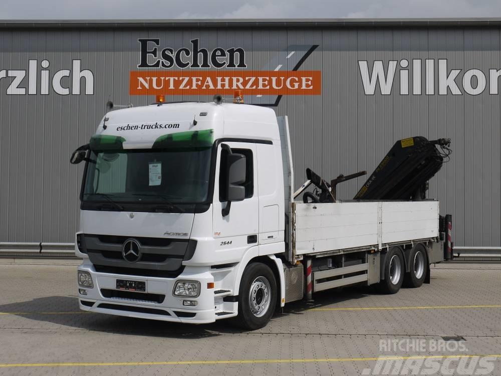 Mercedes-Benz 2644 LL 6x4, Obj.-Nr.: 0286/19