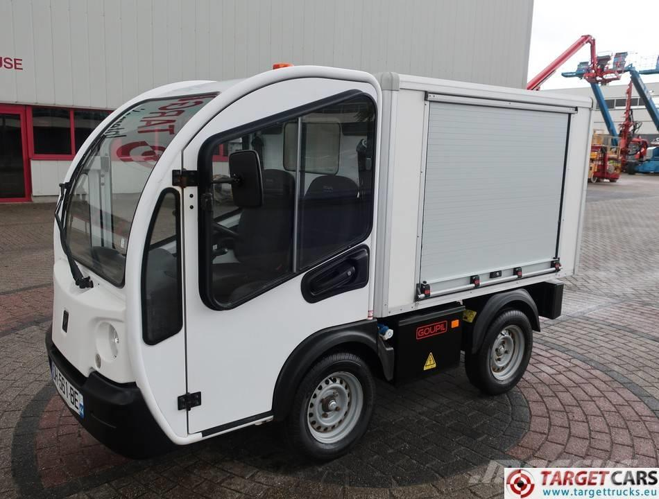 Goupil G3 Electric UTV Closed Box Van