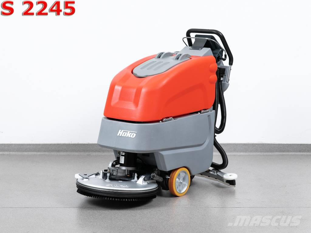 Hako SCRUBBER DRYER HAKO B 45 CL / 1471mth