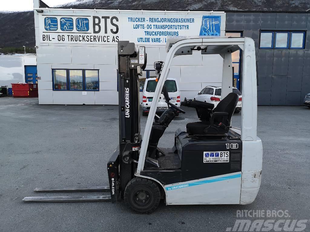 Nissan A1N1L18Q - 1,75 tonns el. truck (SOLGT)