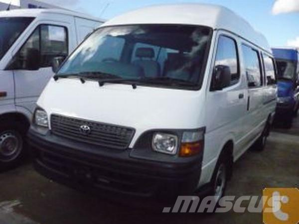 e4347b8412 Toyota HIACE COMMUTER RZH125R panel vans Year of Mnftr  2003