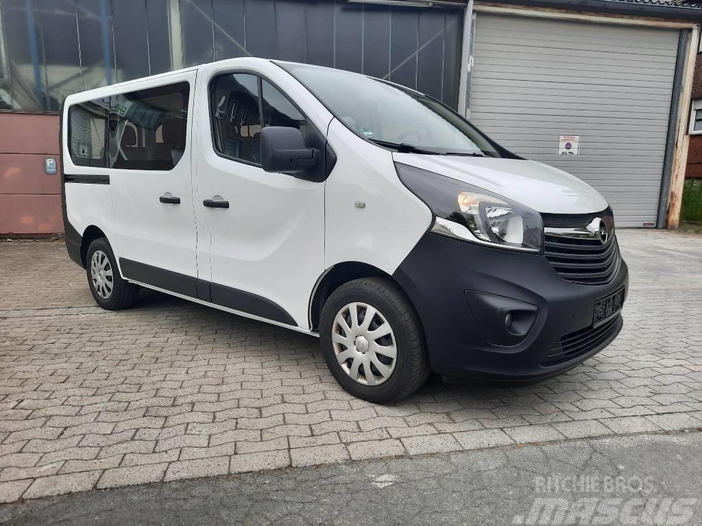Opel Vivaro B L1H1 Klima 9 Sitzer 1.Hand