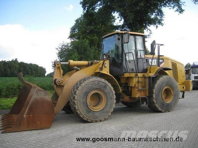Caterpillar 966 H  --full steering--