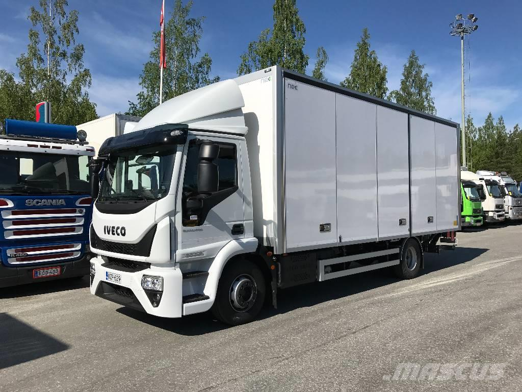 iveco eurocargo ml 120e25 fp occasion prix 89 000 ann e d 39 immatriculation 2018 camion. Black Bedroom Furniture Sets. Home Design Ideas