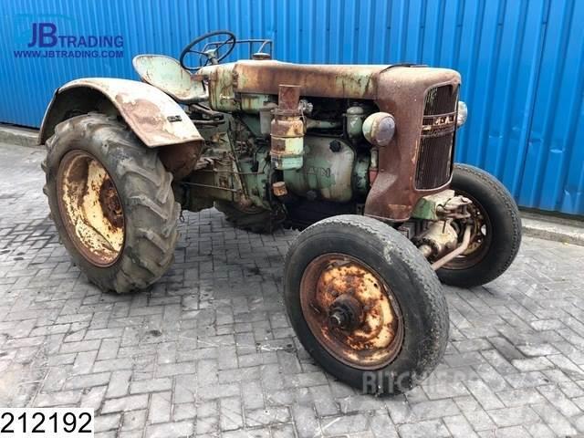 MAN C 40 A 4x4, 4 Cilinder diesel, 40 pk