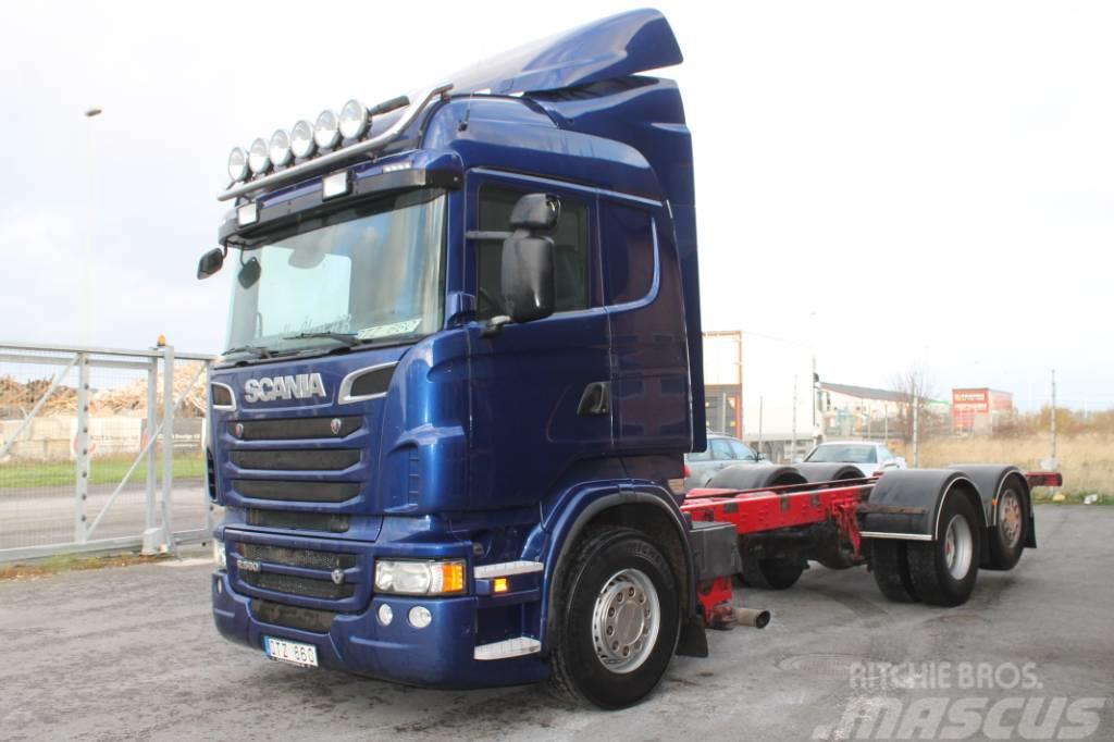 Scania R560LB6X2  Euro 5