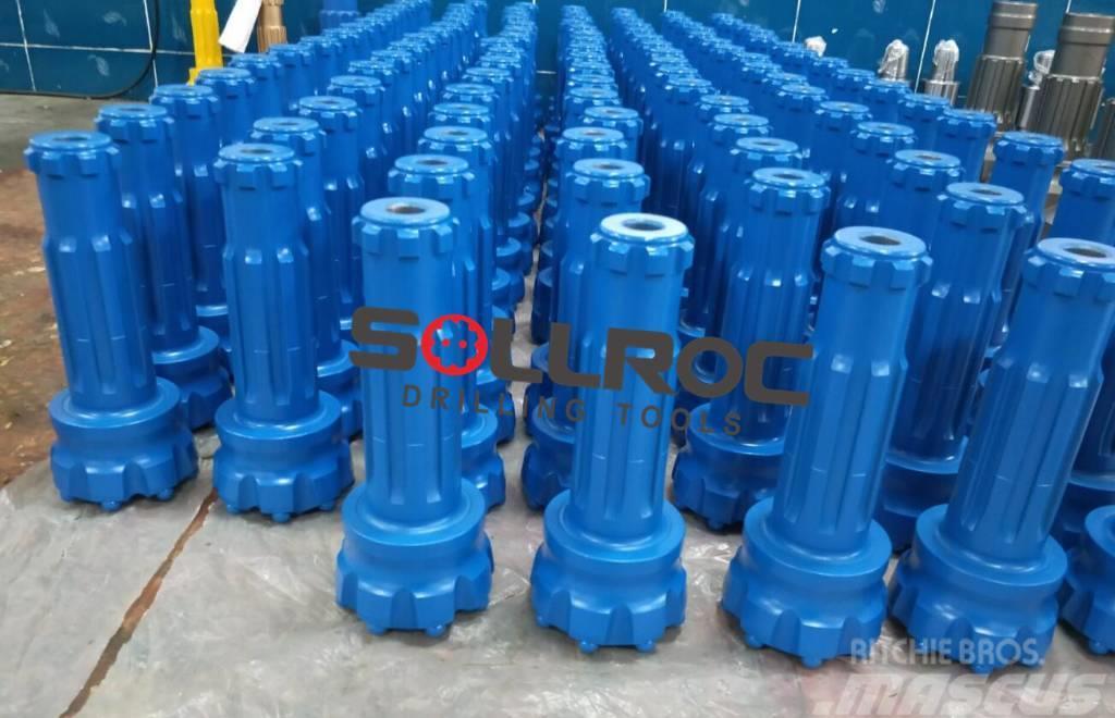 Sollroc DHD340 Drill Bits