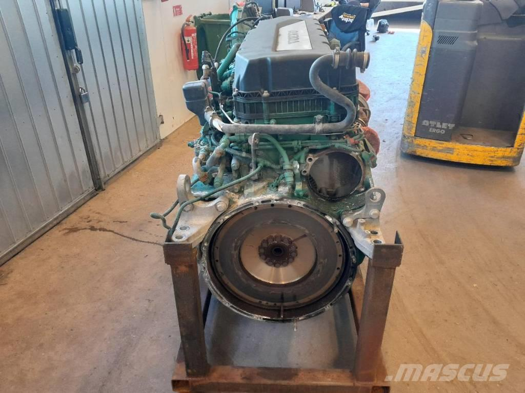 [Other] Motor D11K370 Volvo FM